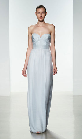 Amsale Bridesmaids Collection in Silk Chiffon