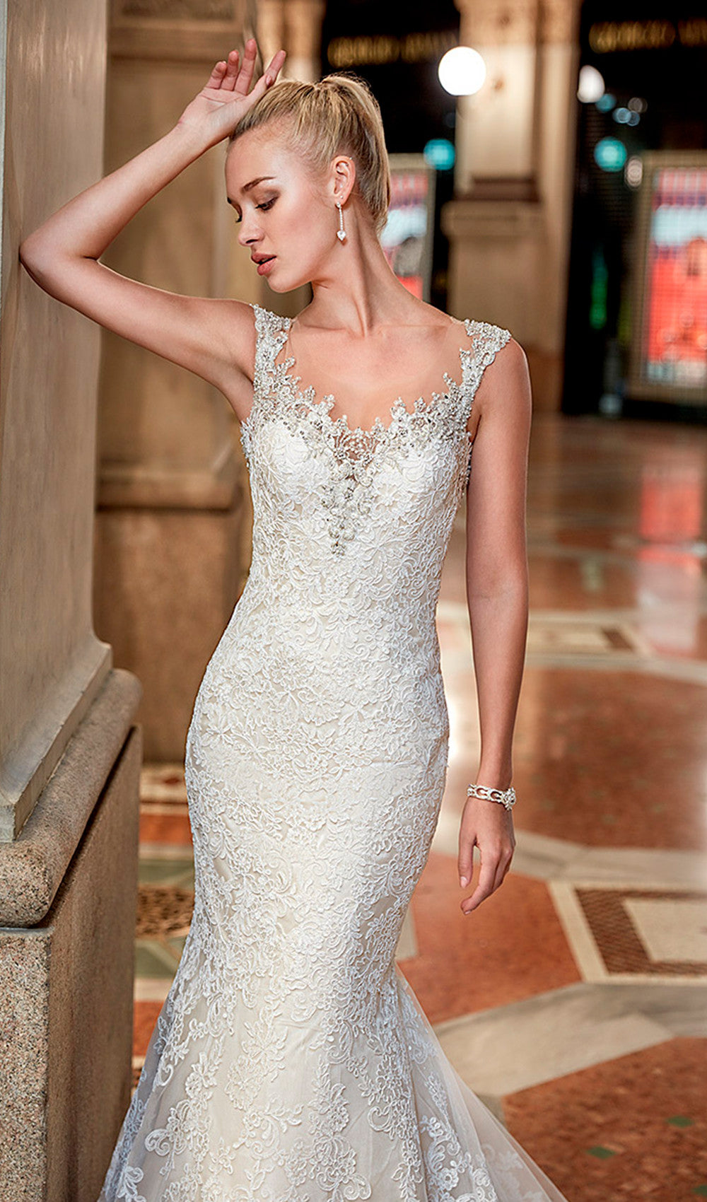 Eddy K Bridal -  STYLE MD211 | Schaffer's Bridal in Des Moines, Iowa and in Scottsdale, Arizona
