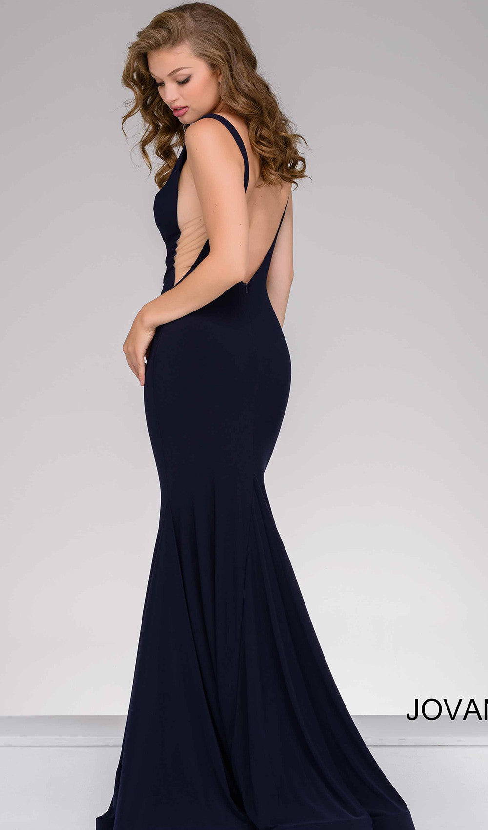 Trendy and Chic Prom Dress | Jovani - STYLE 47100 JOVANI- Schaffer's Bridal in Des Moines & Phoenix