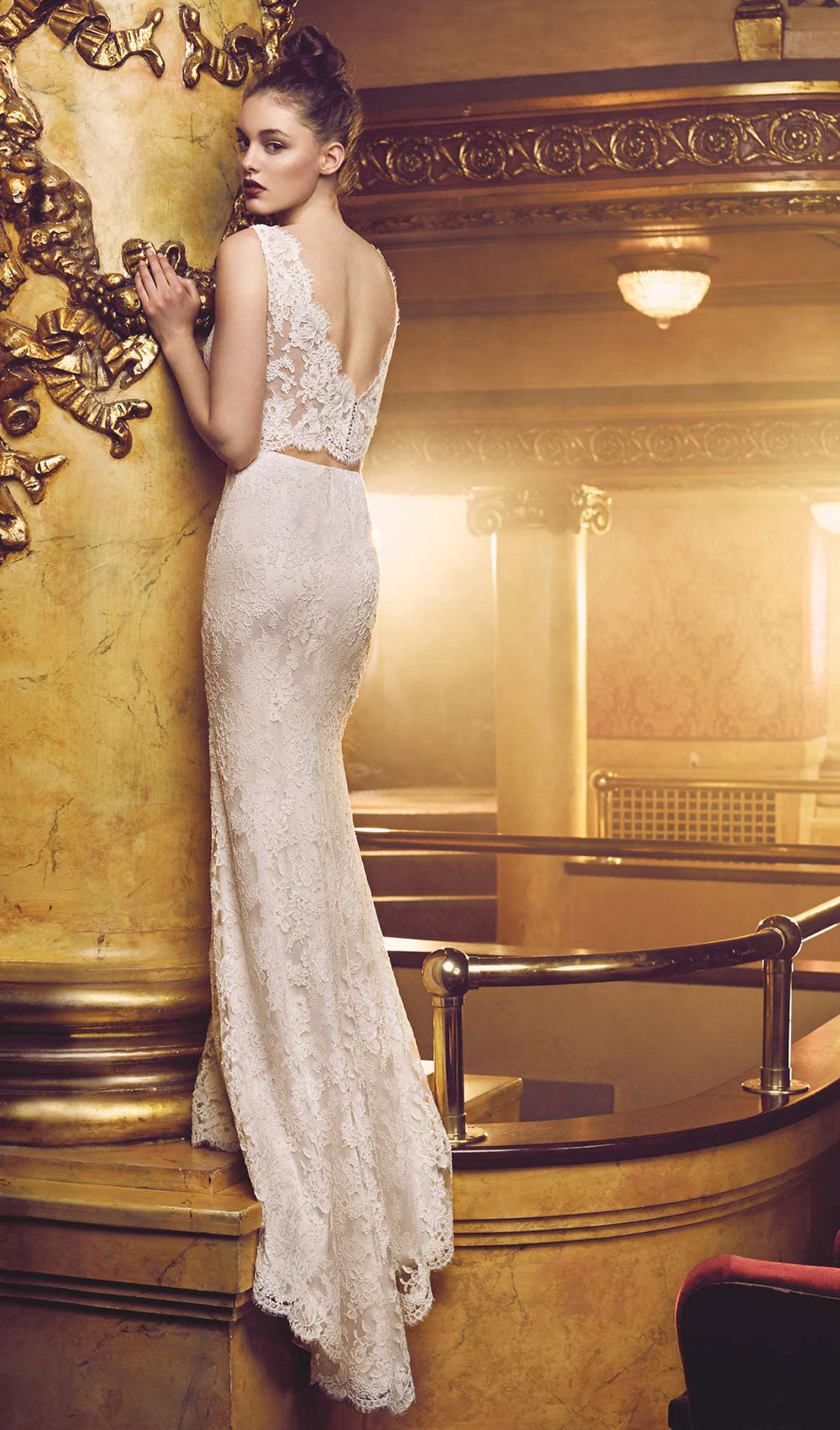 Paloma Blanca - STYLE 4705 |Schaffer's Bridal in Des Moines, Iowa