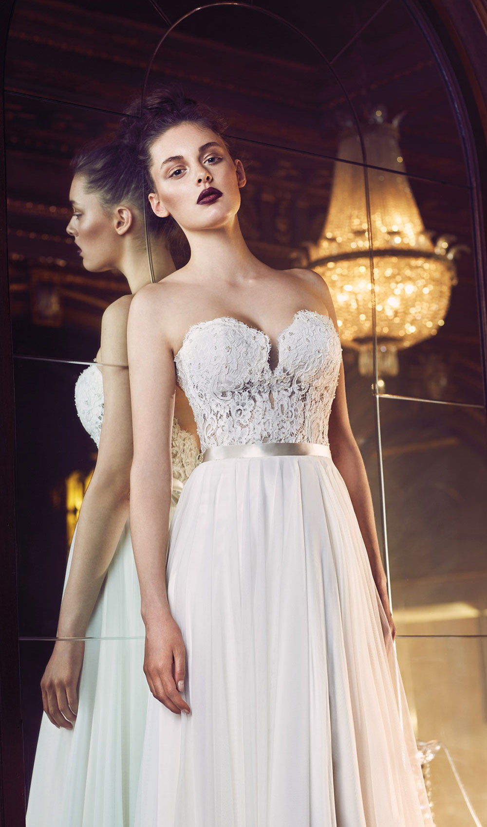 Paloma blanca style 4707 at schaffer 39 s in des moines for Wedding dresses des moines