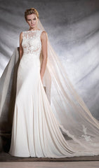 Pronovias - STYLE OSELETA | Schaffer's Bridal in Des Moines, Iowa and in Scottsdale, Arizona