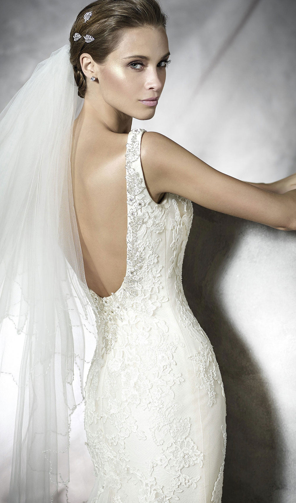 Pronovias - Style PROSA |Schaffer's Bridal in Des Moines, Iowa and Scottsdale, Arizona