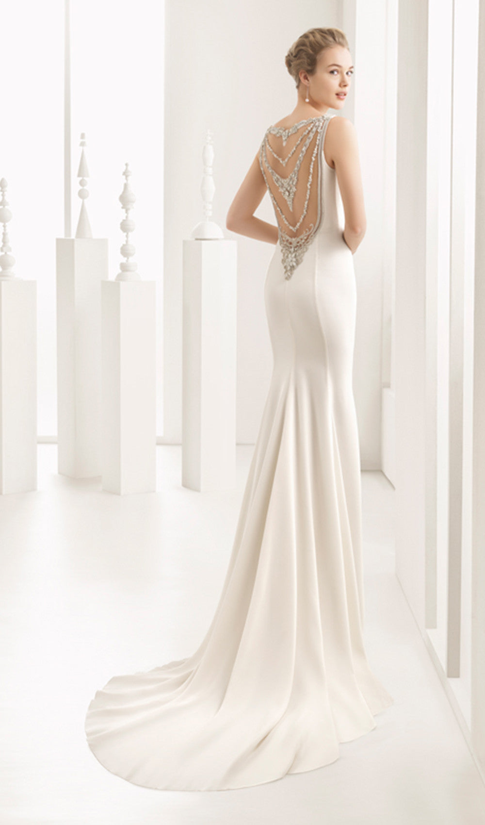 Rosa Clara - STYLE NAISHA | Schaffer's Bridal in Des Moines, Iowa and Scottsdale, Arizona.