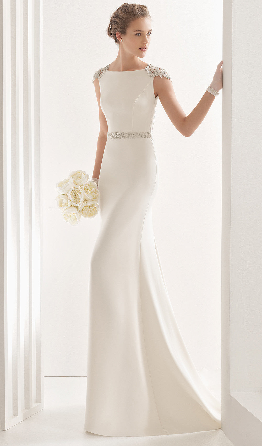 Rosa Clara - STYLE NAIRA | Schaffer's Bridal in Des Moines, Iowa and Scottsdale, Arizona.