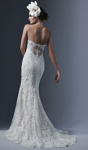 Sottero midgley style mattea at schaffer 39 s in des for Vintage wedding dresses dallas