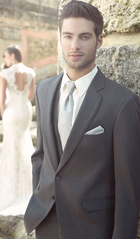 Allure Men - STYLE CHARCOAL GREY ALLURE