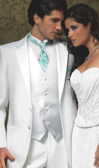 Erik Lawrence - STYLE  CLASSIC 2 BUTTON WHITE NOTCH Erik Lawrence- Schaffer's Bridal in Des Moines & Phoenix