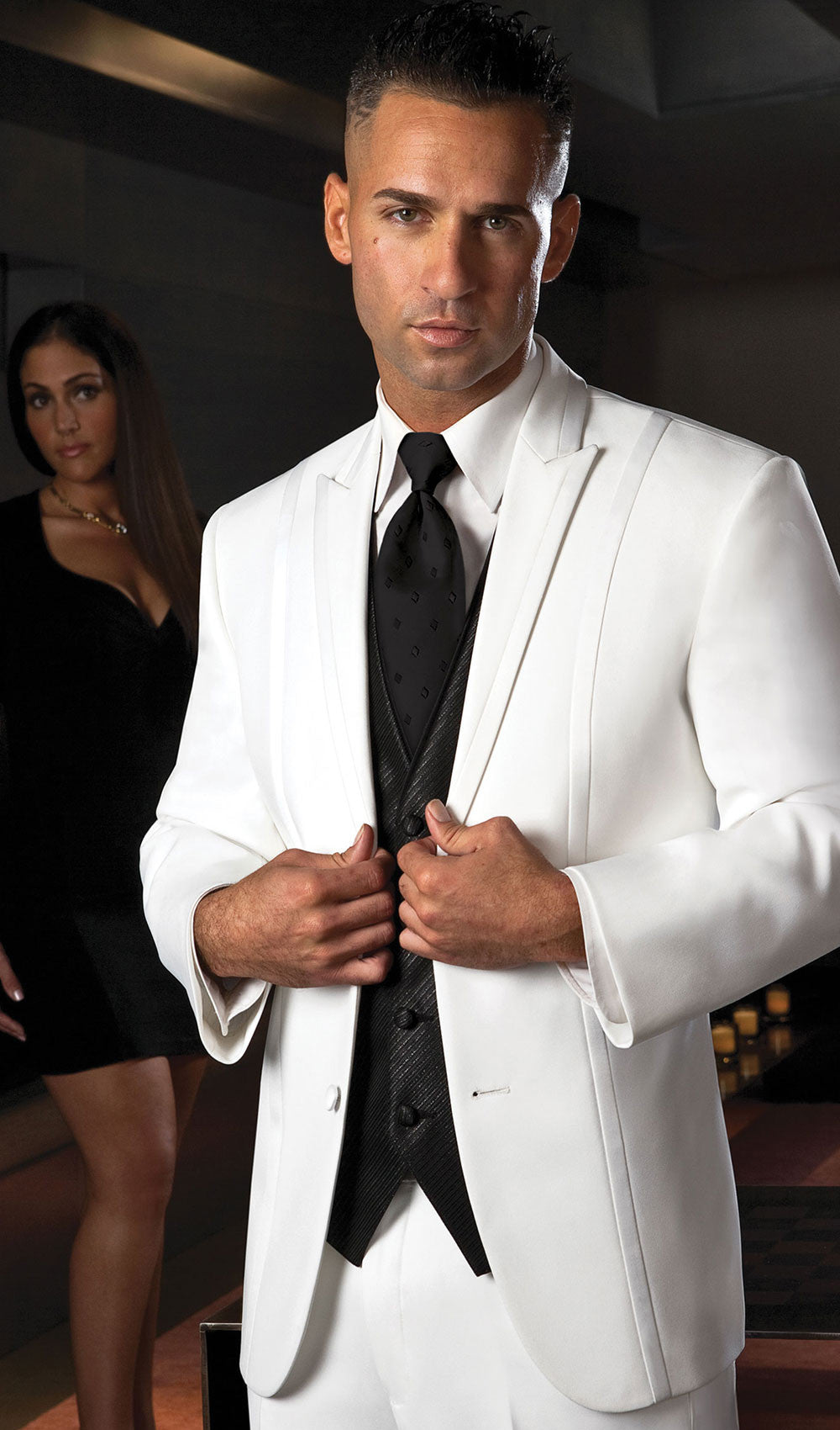 Mike The Situation Sorrentino - STYLE  WHITE AVALON