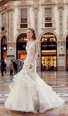 Eddy K Bridal -  STYLE MD195 | Schaffer's Bridal in Des Moines, Iowa
