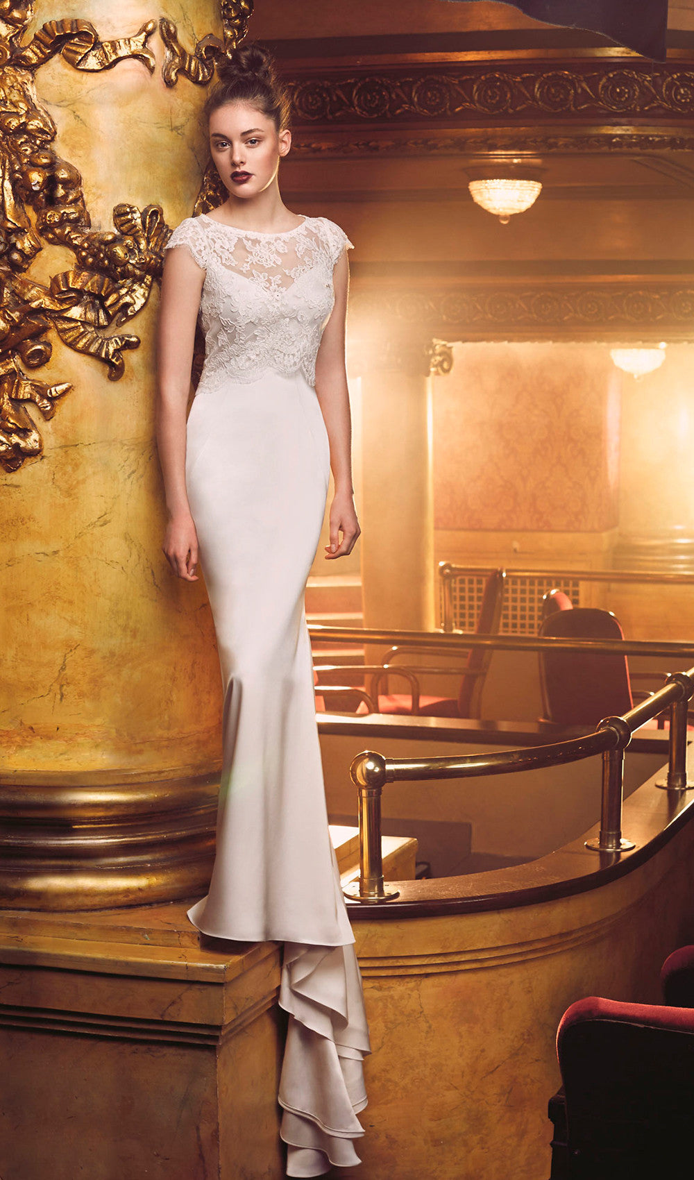 Paloma Blanca - STYLE 4709 | Schaffer's Bridal in Des Moines, Iowa and Scottsdale, Arizona