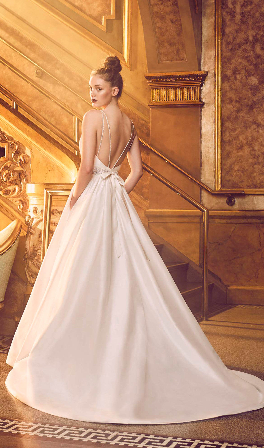 Paloma Blanca - STYLE 4719 | Schaffer's Bridal in Des Moines, Iowa and Scottsdale, Arizona