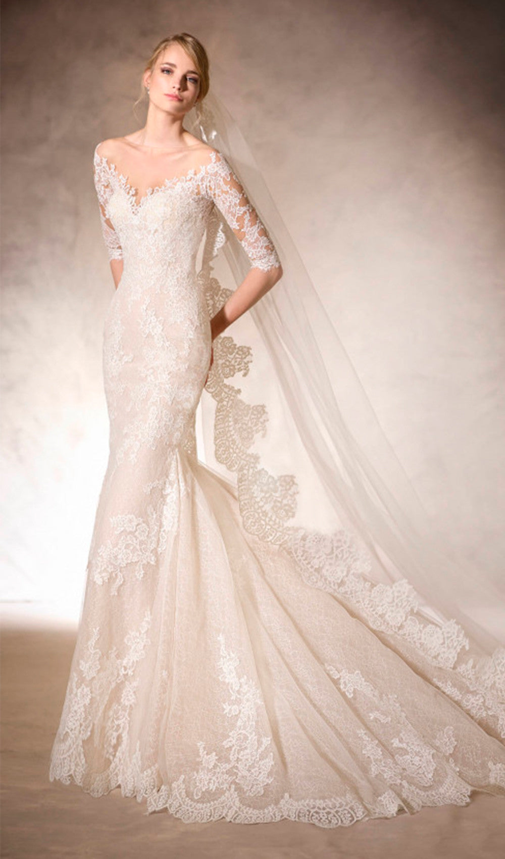 La Sposa - STYLE HITO | Schaffer's Bridal in Scottsdale, Arizona