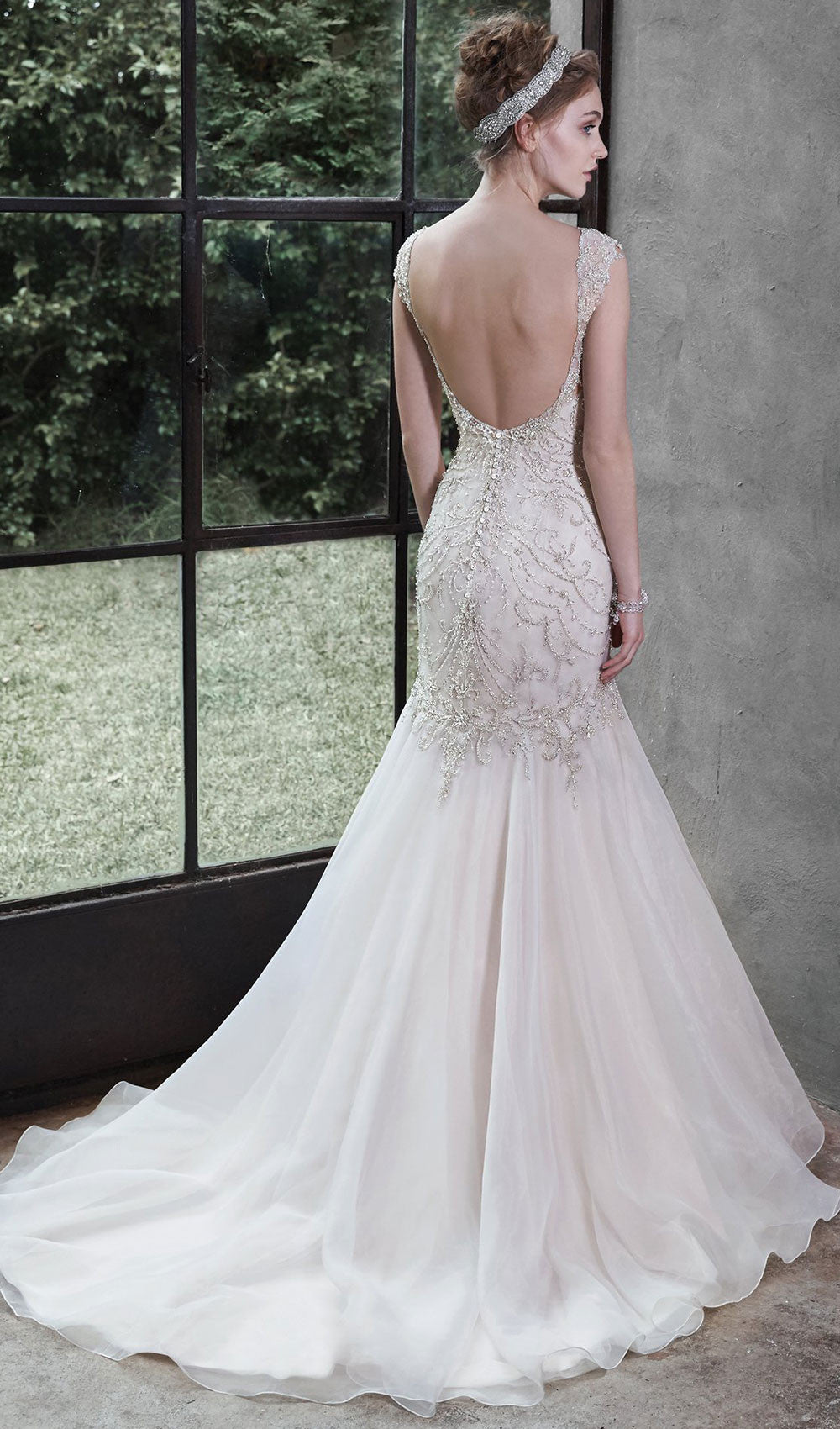 Maggie Sottero - STYLE MELISSA |Schaffer's Bridal in Des Moines, Iowa  and in Scottsdale, Arizona
