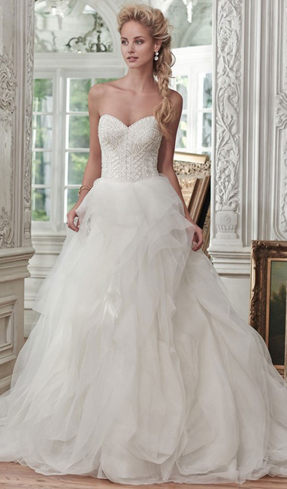 Maggie Sottero - STYLE O'HARA |Schaffer's Bridal in Des Moines, Iowa  and in Scottsdale, Arizona