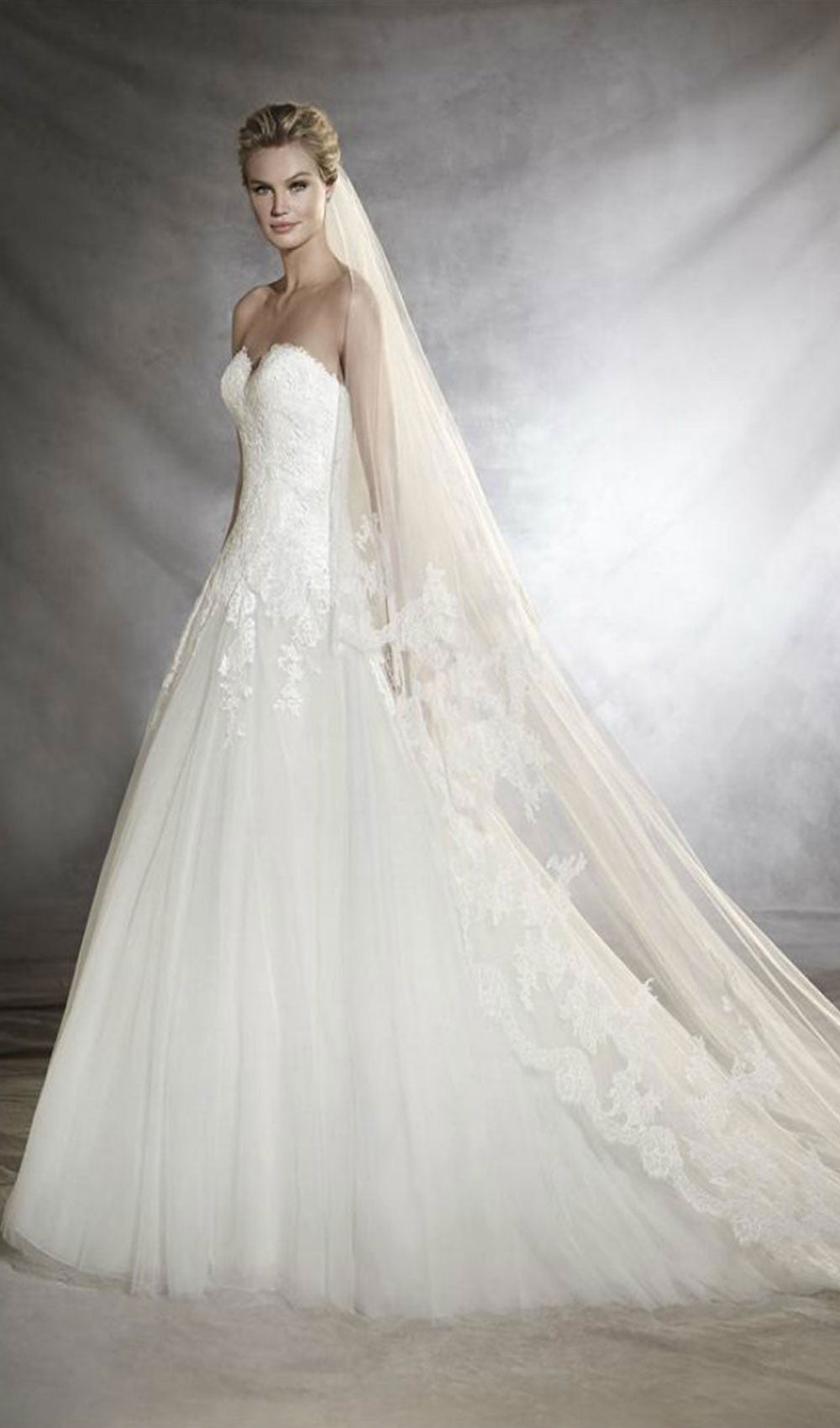 Pronovias - STYLE OBLEA |Schaffer's Bridal in Scottsdale, Arizona