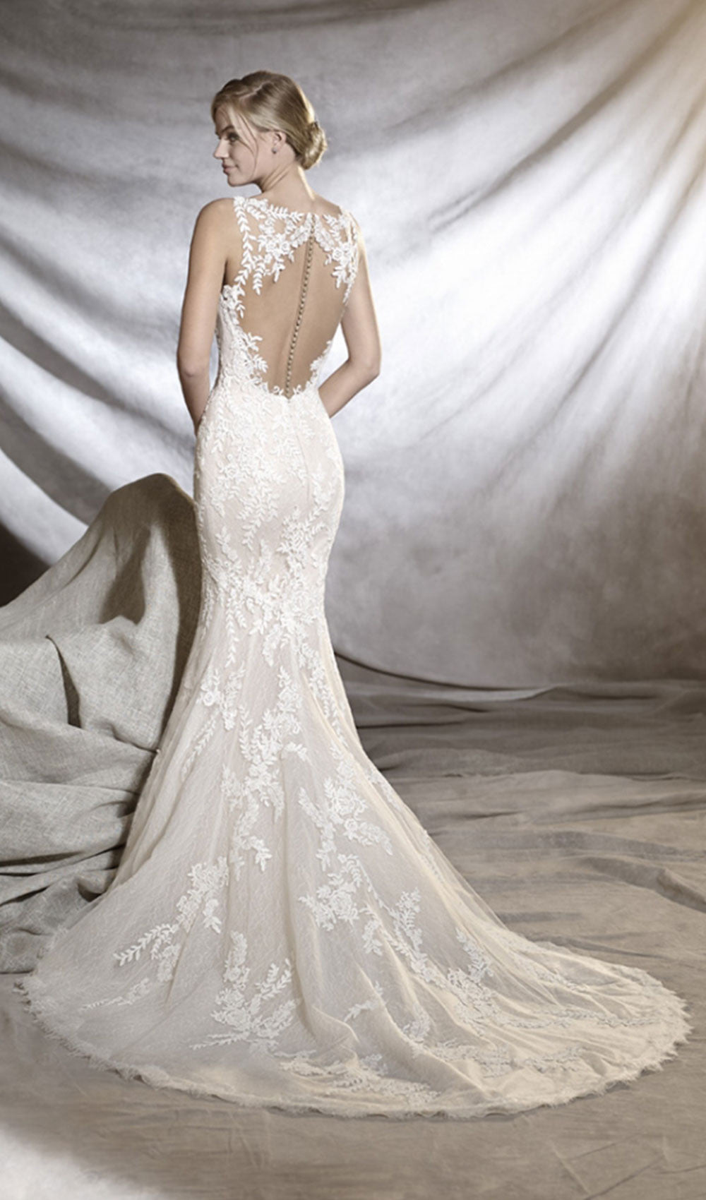 Pronovias - STYLE ORLARA| Schaffer's Bridal in Des Moines, Iowa and in Scottsdale, Arizona