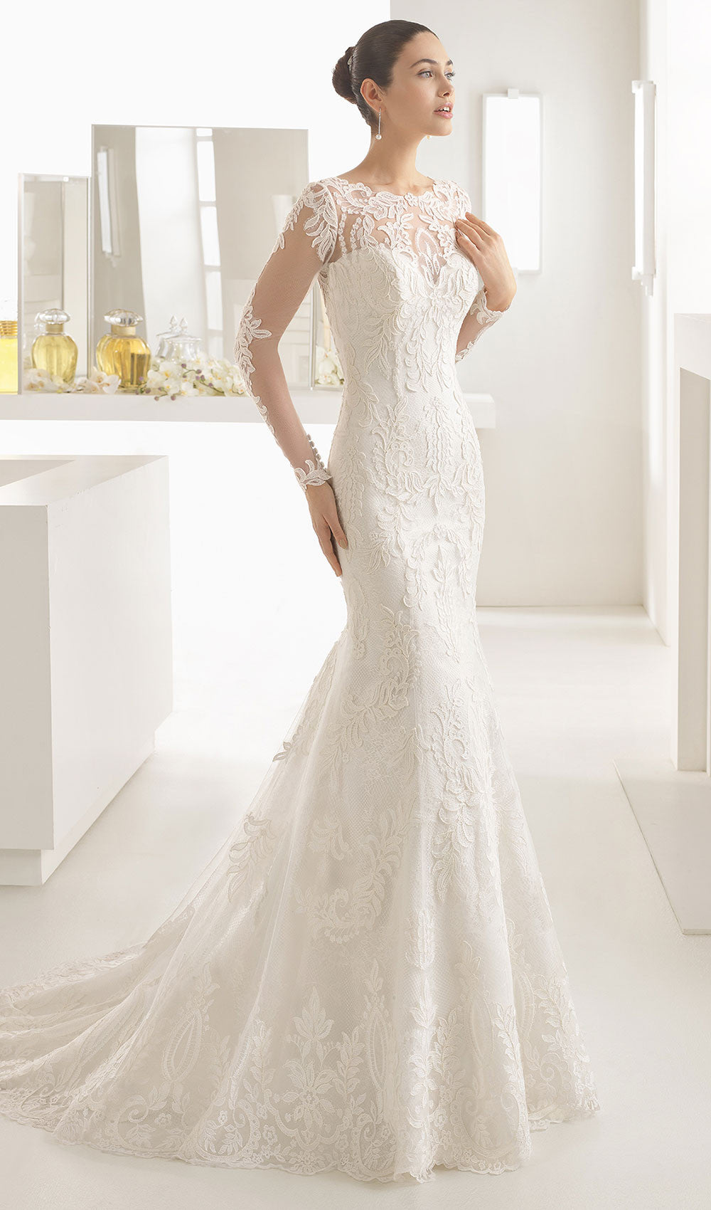 Rosa Clara - STYLE OLAF | Schaffer's Bridal in Des Moines, Iowa and in Scottsdale, Arizona