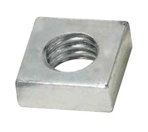 M8-1.25 DURA-CON Metric Square Nut 100 pack - FastenerExpert.us