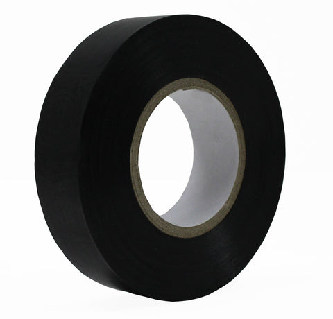 "PROFERRED VINYL ELECTRICAL TAPE Case of 48 - 3/4"" X 66FT, 0.18MM (7.0MIL) GENERAL PURPOSE BLACK - Case of 48 - FastenerExpert.us"