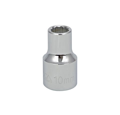 "1/2"" DRIVE METRIC SOCKET 6 pack - 15 MM STANDARD 12 Point"