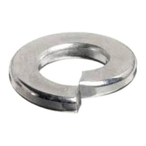 "1/4"" Split Lockwasher 18-8 Stainless Steel 100 pack - FastenerExpert.us"