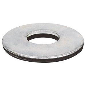 "1/4"" Bonded Neoprene/Stainless Steel Sealing Washer 100 pack"