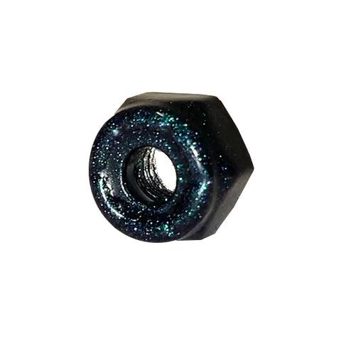 Color Changing Skateboard Mounting Nuts 100 Pack
