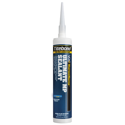 WeatherMaster ULTIMATE MP Translucent Sealant - Case of 12