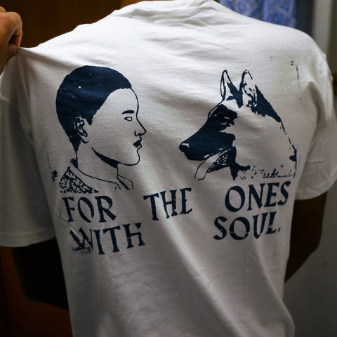 SOULFOLKS RBYT WHITE T