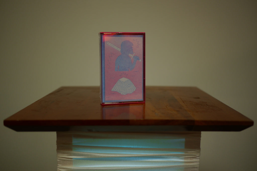 scallops hotel - over the carnage rose a voice prophetic (tape)