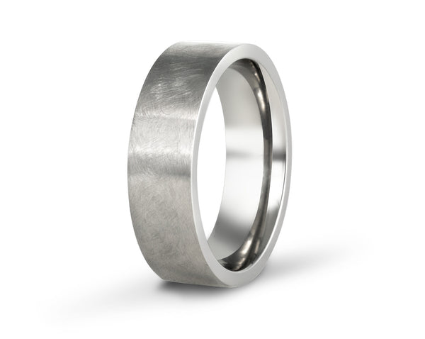 durable titanium rings