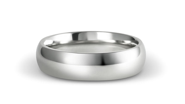 cobalt wedding band