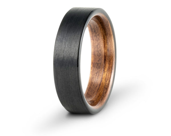 rosewood wedding band