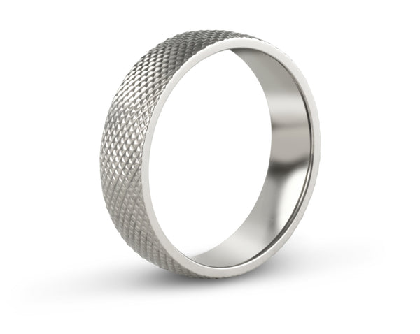 industrial wedding bands