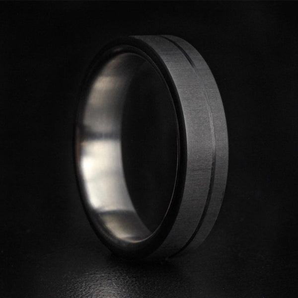 "X44 Støberi Custom Ring:  ""Raymond Rose"""
