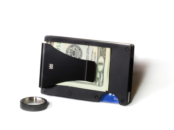 The Icahn Wallet - Black