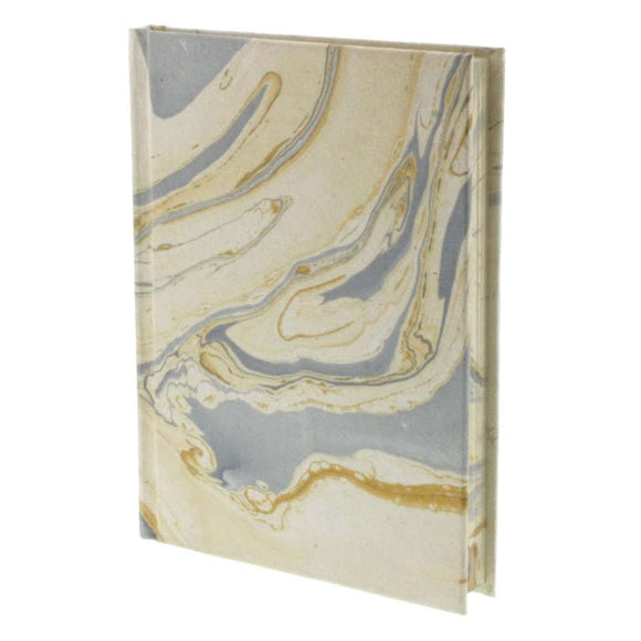 Marbleized Paper Journal - 2 Colors