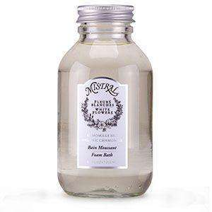 Mistral White Flowers Bubble Bath 8.4 oz / 250 ml