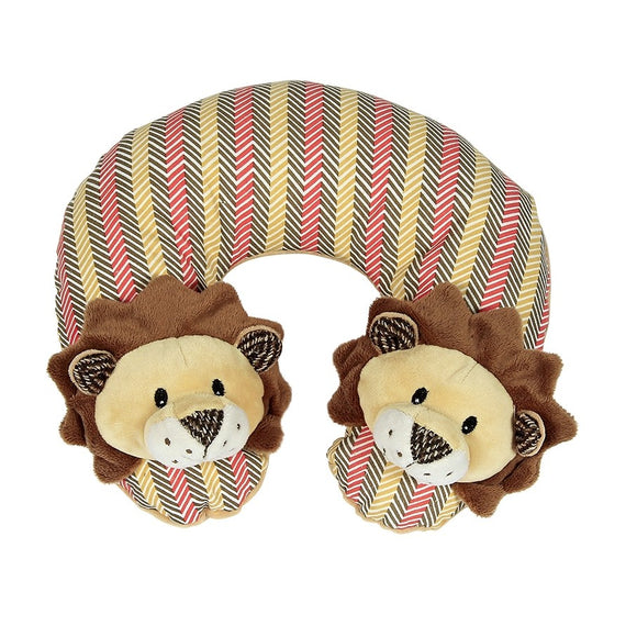 Maison Chic Ryan the Lion Travel Pillow