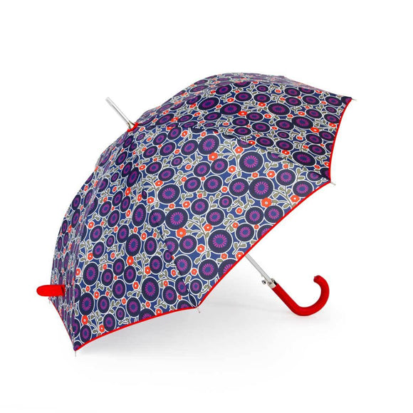 New Auto Open Fashion Stick Umbrella Avery Red