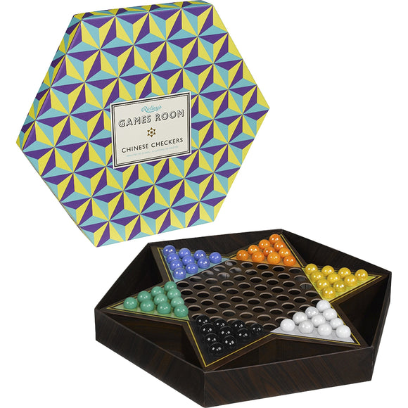 Ridley Games Room Chinese Checkers