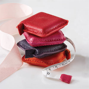 Two's Company Shagreen Measuring Tape 4 Colors