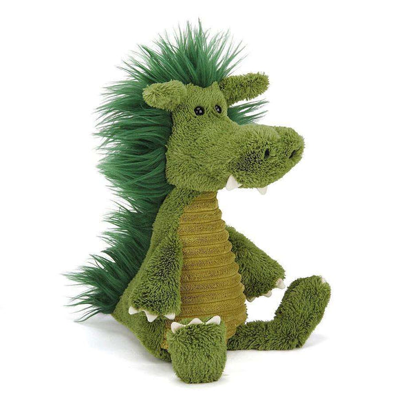 Jellycat Snagglbaggle Dudley Dragon 15