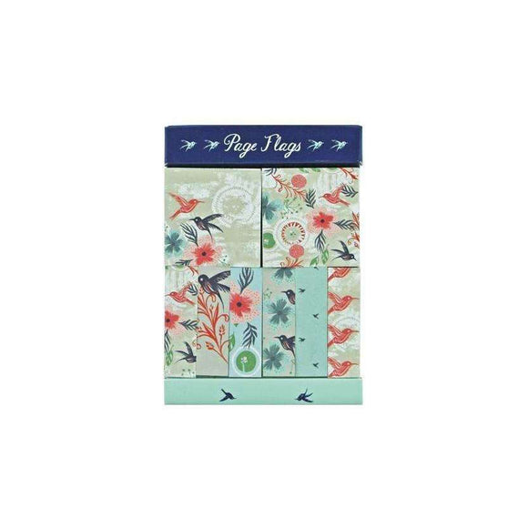 Capri Designs Page Flags - Morning Dew