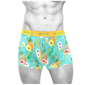 Two Left Feet Men's Trunks Underwear Island Paradise