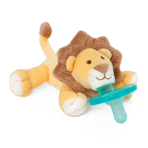 WubbaNub Baby Lion Pacifier in Gift Box