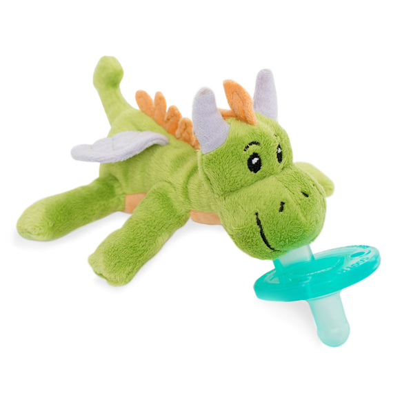 WubbaNub Fairytale Dragon Pacifier in Gift Box