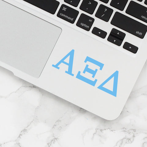 Alpha Xi Delta Decal
