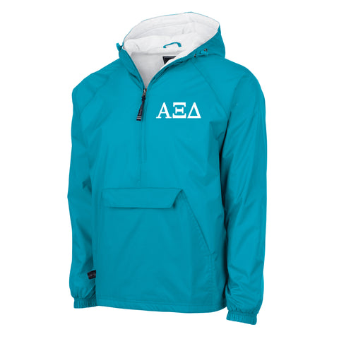 Alpha Xi Delta Wind Breaker